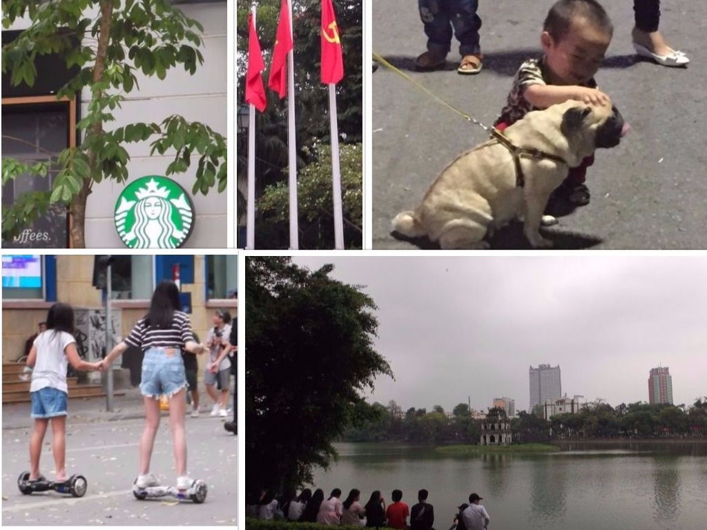 hanoi collage
