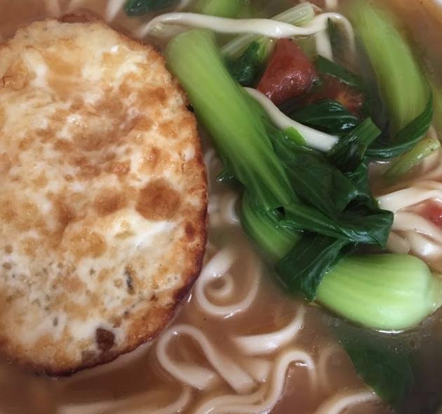 Noodles for me